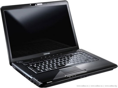 Ноутбук Toshiba Satellite A300-20Q