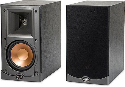 klipsch reference rb 51 ii black ash. Black Bedroom Furniture Sets. Home Design Ideas