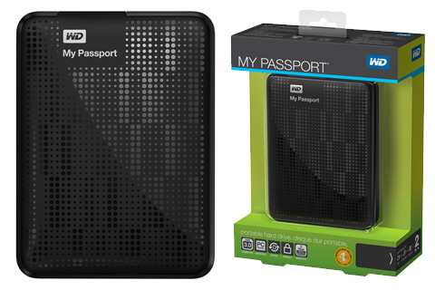 Western Digital My Passport 2 TB